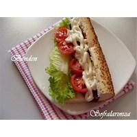 Sucuklu Sandviç