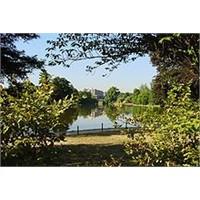 Paris'in Yeşille Buluştuğu Yer - Bois De Boulogne