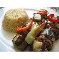 Urfa Usulü Patlıcan Kebabı