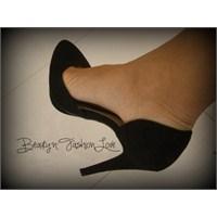 Zara Ayakkabı 2012'nin En Güzel Modeli