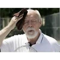 Yaşlılar Ve Yaz Sıcağı Tehlikesi