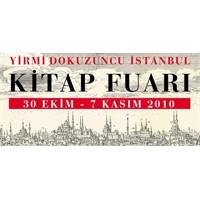 29. İstanbul Kitap Fuarı Başlıyor