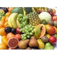 Tatlı Krizini Azaltan Meyveler