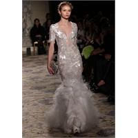2012 New York Moda Haftasından Abiye Modelleri