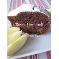 Elmalı Kakaolu Mis Gibi Kek