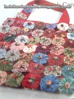 Çiçek Çanta( Yo Yo Aleti İle)