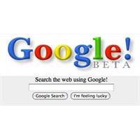 Google 10 Sene Önce Nasıl Görünüyordu?