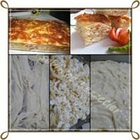 Peynirli Ve Yufkalı Fırın Makarna Tarifim