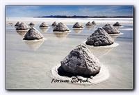 Salar De Uyuni / Tuz Gölü - Bolivya