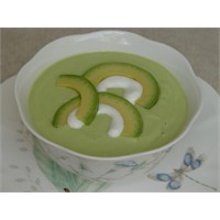 Avokado Çorbası - Yogurtkitabi.Com