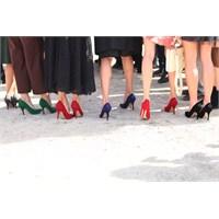 Paris Moda Haftası: Ayakkabı Ve Aksesuarlar
