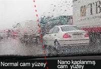 İşte Gerçek Nano Oto Cam Koruma