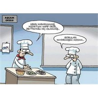 Hayatın İçinden: Kek Pişirmek Zor Zanaat!