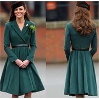 Kate Middleton Geçtiğimiz Hafta Neler Giydi?