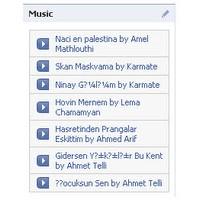 Facebook Sayfalarına Müzik Çalar Ekleme