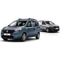 Dacia'nın Yeni Hafif Ticarisi Ortaya Çıktı