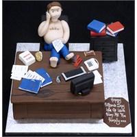 Babalar Günü İçin En İlginç Pasta Tasarımları