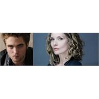 Robert Pattinson'dan Pfeiffer'a Proje Günlüğü
