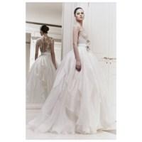 Zuhair Murad İlkbahar Yaz 2012 Bridal Koleksiyonu