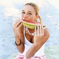 Yaz İçin Diyet Besinler