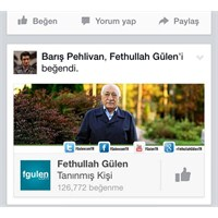 Barış Pehlivan Fethullah Gülen'i Neden Beğendi?
