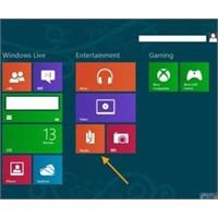Windows 8'e Bir Marifet Daha!
