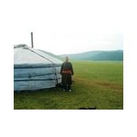 Moğolistan'da Göçebe Çadır Yaşamım