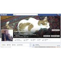 Facebook Zaman Tüneli'nde Değişiklikler Yapıyor