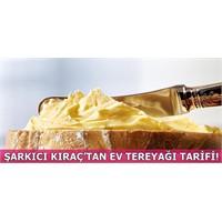 Şarkıcı Kıraç'tan Ev Tereyağı Tarifi!