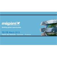 İnşaat Sektörü Mipim'den Umutlu!