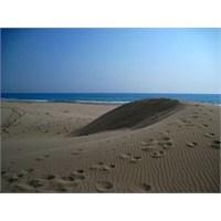 Çölde Serap, Patara Plajı