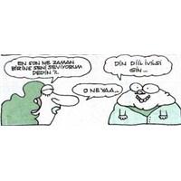 Hunili Ve Anlamlı Karikatürler