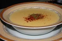 Sütlü Ve Beyaz Peynirli Tarhana Çorbası