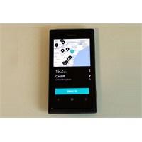 Windows Phone 8'li Nokia'nın Yeni Harita Özelliği.