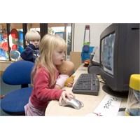 """Bilgisayarda Oyun Oynayan Çocuklara """"Güzel Haber''"""