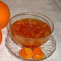 Tarçınlı Portakal Reçeli Tarifi