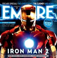 Iron Man 2 Yüzünü Gösterecek