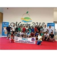 Gümüşhane Üniversitesi Akdeniz Oyunlarında