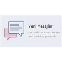 Yeni Facebook Mesaj Sisteminin Detayları
