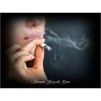 Sigaranın Güzelliğe Etkileri