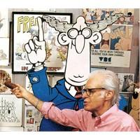 Dünyaca Ünlü Karikatürist Sanatçılar