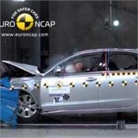 Audi A6'ya Güvenlikten Beş Yıldız / Video