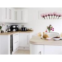 Mutfak Dekorasyonu–Küçük Mutfaklar