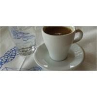 Cafe Greek Mi Türk Kahvesi Mi?