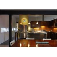 Küçük Mutfaklar İçin Modern Fikirler