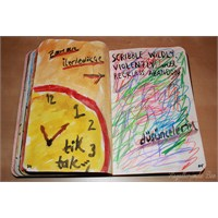 Wreck This Journal: Sayfa 12-25