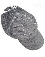 Örgü Füme Şapka Yapılışı-örgü Kasket Yapımı