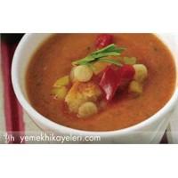 Diyet ispanyol çorbası
