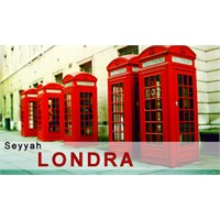 Seyyah Londra'da