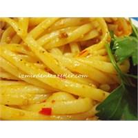 Kıymalı Linguini